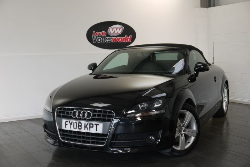 used Audi TT TFSI 2DR SAT NAV HEATED SEATS in lincolnshire-for-sale