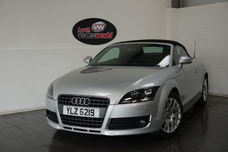 used Audi TT AUDI 1.8 T ROADSTER 2 DR  in lincolnshire-for-sale