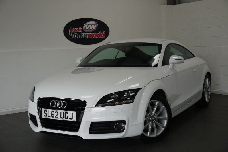 used Audi TT TFSI SPORT 2DR ONE OWNER FULL SERVICE HISTORY in lincolnshire-for-sale