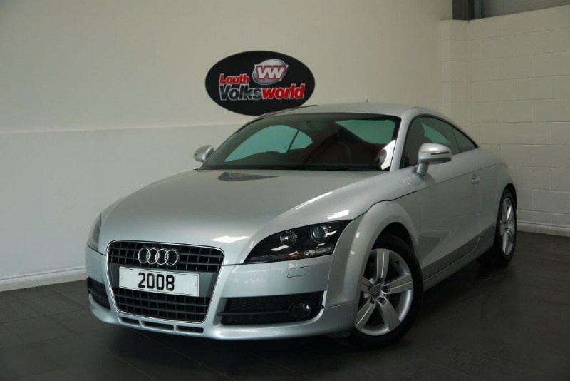 used Audi TT TFSI 2DR FULL LEATHER INTERIOR in lincolnshire-for-sale
