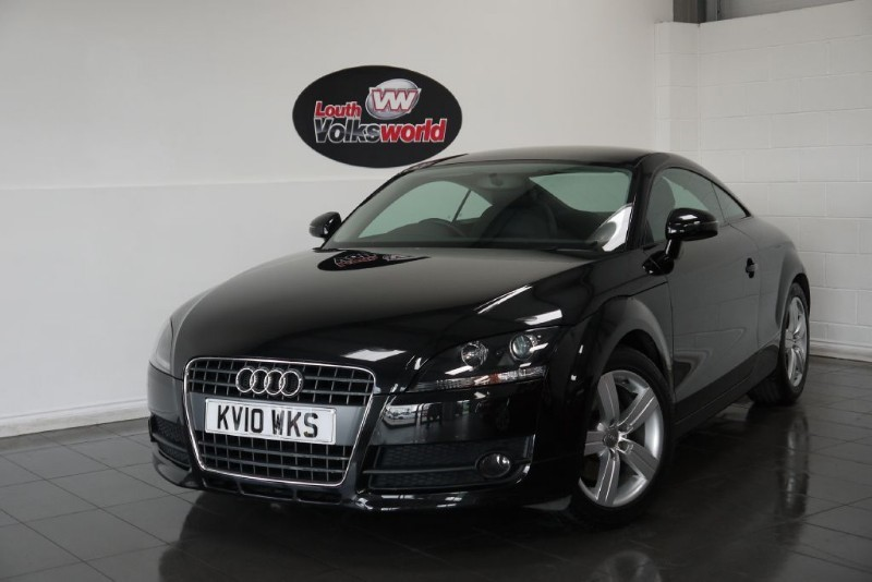 used Audi TT FSI 2DR HALF LEATHER 33,000 MILES in lincolnshire-for-sale