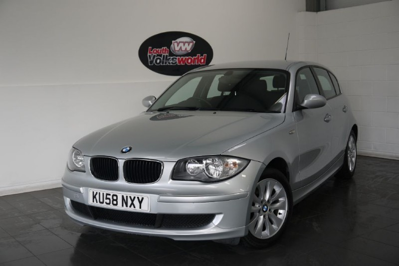 used BMW 116i SE 5DR FULL SERVICE HISTORY in lincolnshire-for-sale