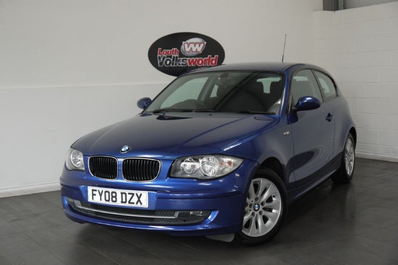 used BMW 118i ES 3DR LOW MILEAGE FULL SERVICE HISTORY in lincolnshire-for-sale