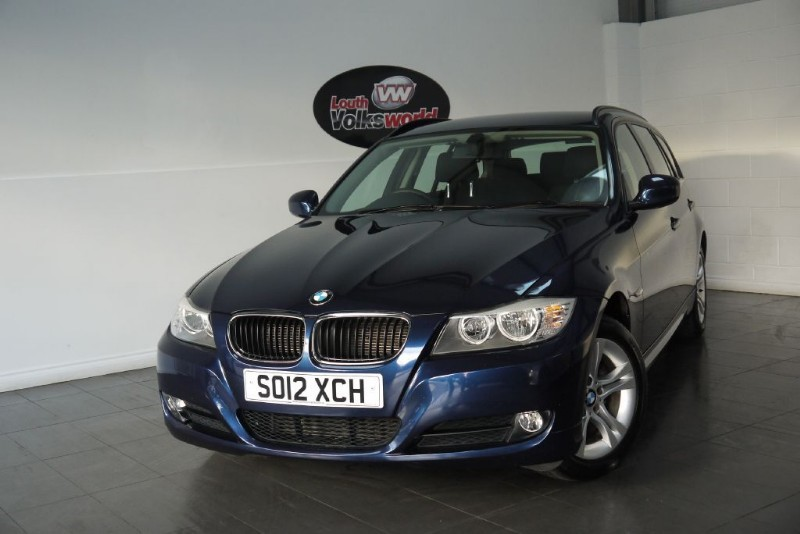used BMW 318d ES 5DR TOURING £30 P/YEAR TAX in lincolnshire-for-sale