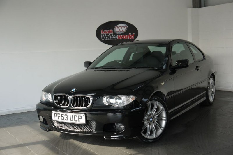 used BMW 325 CI SPORT 2DR AUTOMATIC FULL LEATHER INTERIOR in lincolnshire-for-sale