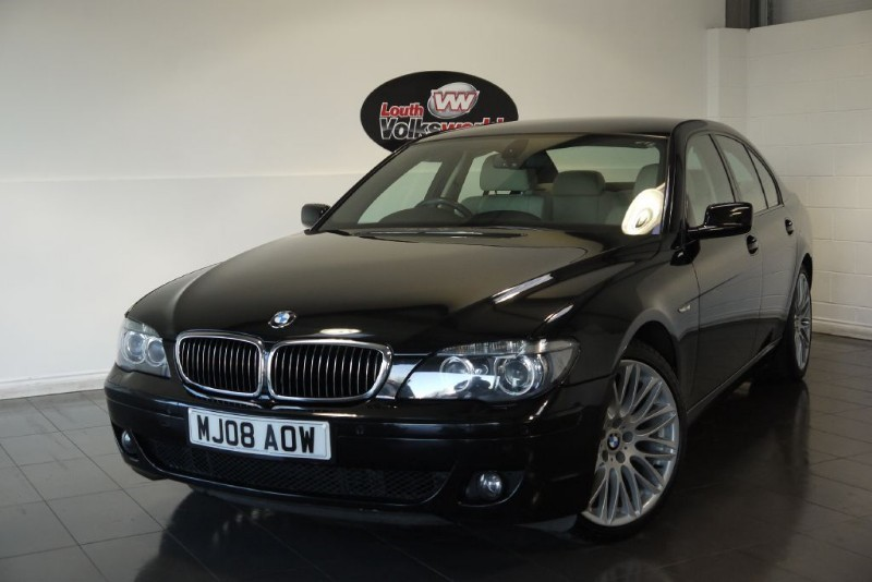 used BMW 730d SPORT in lincolnshire-for-sale