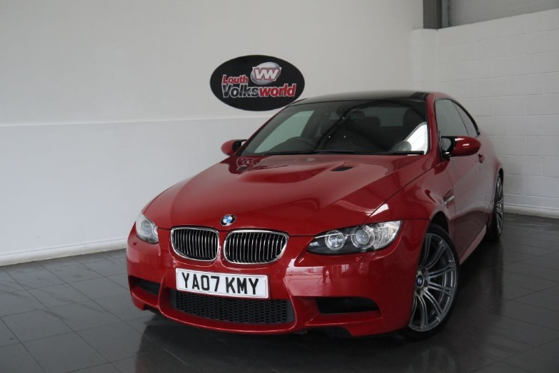 used BMW M3 2DR SAT NAV FULL LEATHER INTERIOR in lincolnshire-for-sale