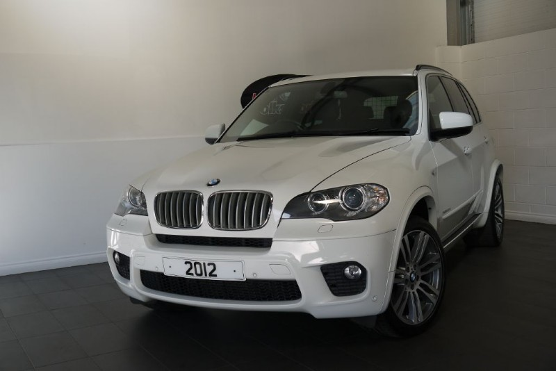 used BMW X5 XDRIVE 40D M-SPORT 5DR AUTOMATIC in lincolnshire-for-sale