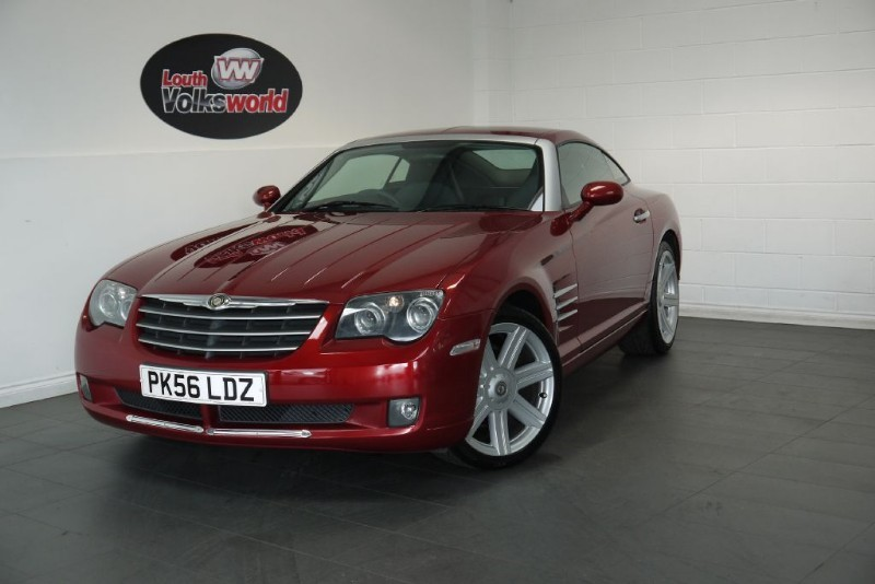 used Chrysler Crossfire V6 in lincolnshire-for-sale
