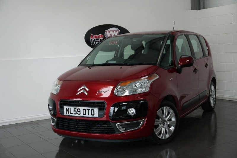 used Citroen C3 Picasso VTR PLUS 5DR HIGH SEATS in lincolnshire-for-sale