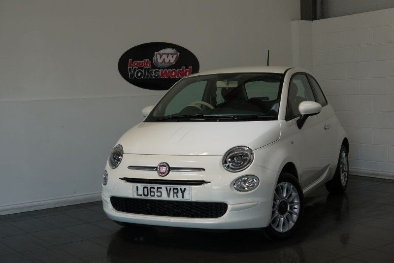 used Fiat 500 POP STAR 3DR AIR CON £20 P/YEAR TAX in lincolnshire-for-sale