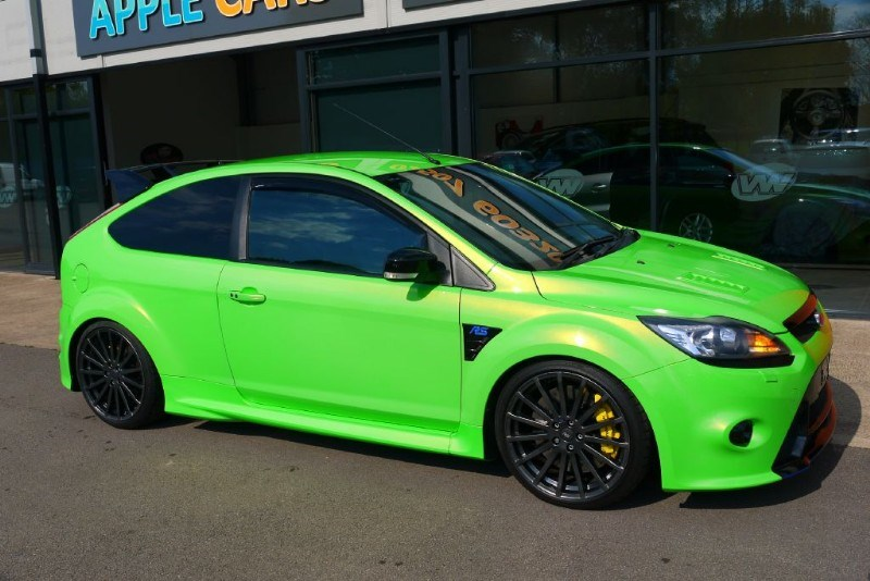 used Ford Focus RS 3DRLUX PACK 1 AND 2 MOUNTUNE PERFORMANCE PACK in lincolnshire-for-sale