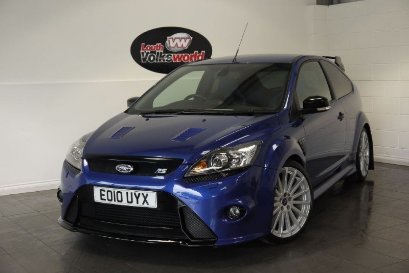 used Ford Focus RS LUX PACK 1 420BHP ONLY 14,000 MILES in lincolnshire-for-sale