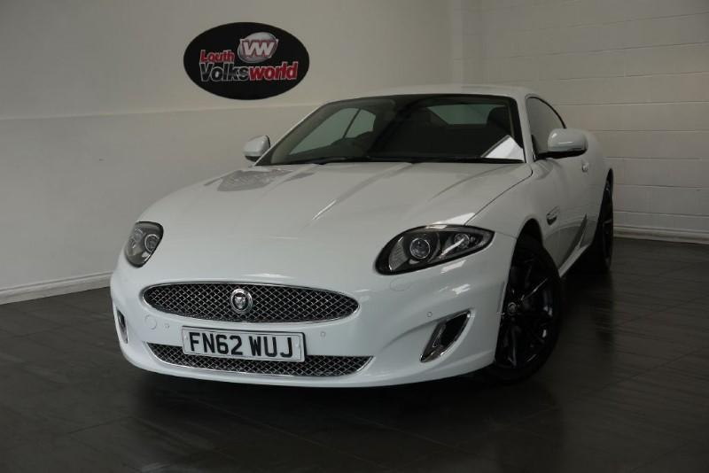 used Jaguar XK PORTFOLIO LOW MILEAGE in lincolnshire-for-sale