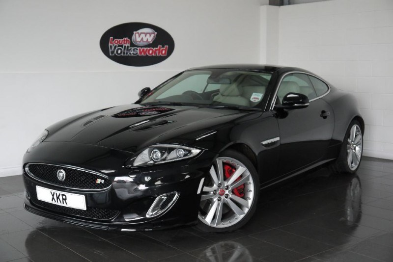 used Jaguar XKR XKR 5.0 Supercharged V8 2dr Auto in lincolnshire-for-sale