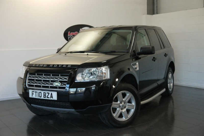 used Land Rover Freelander TD4 S 5D ONE OWNER FULL SERVICE HISTORY LOW MILEAGE in lincolnshire-for-sale