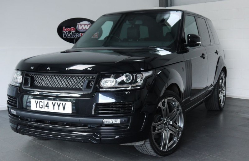 used Land Rover Range Rover TDV6 VOGUE KAHN in lincolnshire-for-sale