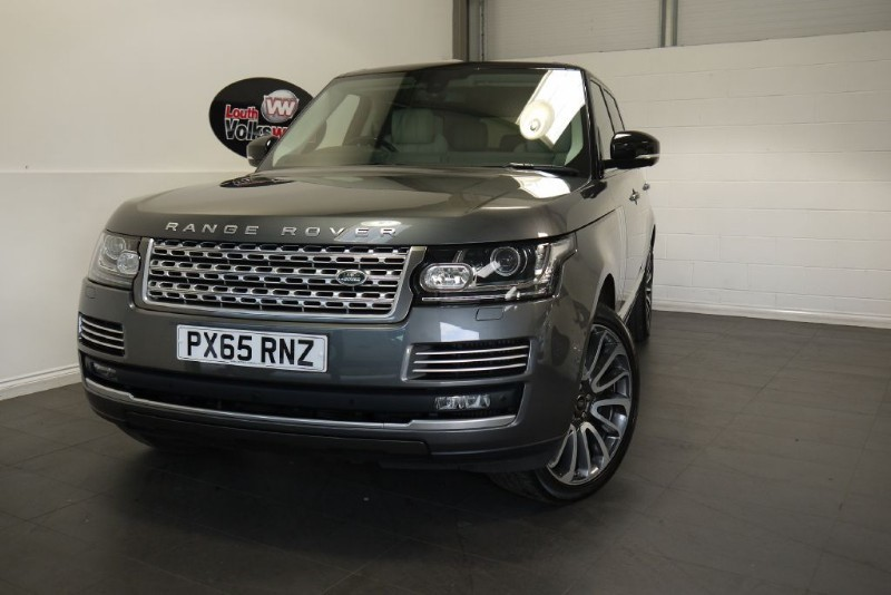 used Land Rover Range Rover SDV8 AUTOBIOGRAPHY HUGE SPEC LONG WHEEL BASE in lincolnshire-for-sale