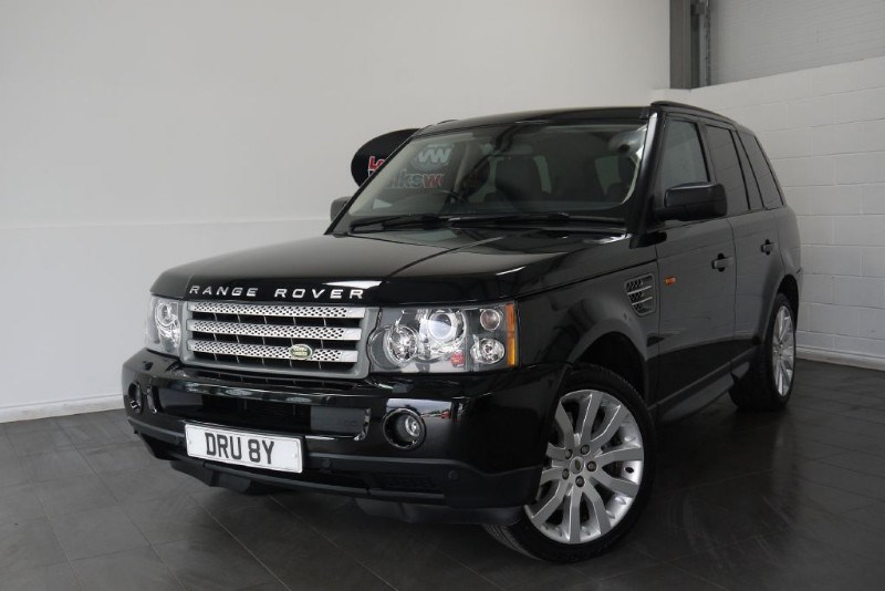 used Land Rover Range Rover Sport TDV8 SPORT HSE in lincolnshire-for-sale