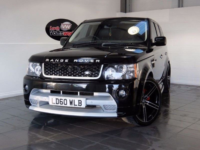 used Land Rover Range Rover Sport TDV6 HSE  in lincolnshire-for-sale