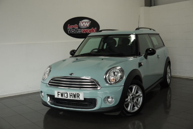 used MINI Clubman ONE 5DR PEPPER PACK in lincolnshire-for-sale