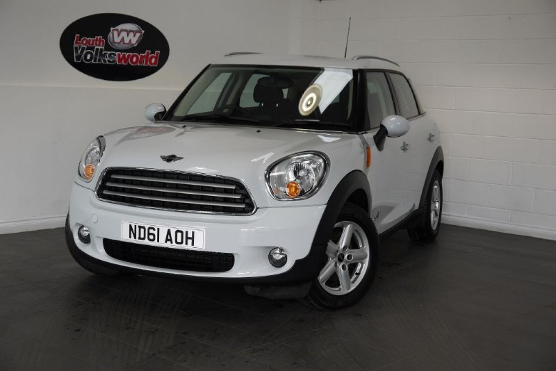 used MINI Countryman COOPER D 5DR ALL4 in lincolnshire-for-sale