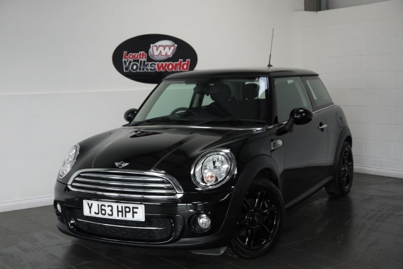 used MINI Hatch D COOPER 3DR BAKER STREET £0 R/F LICENCE in lincolnshire-for-sale