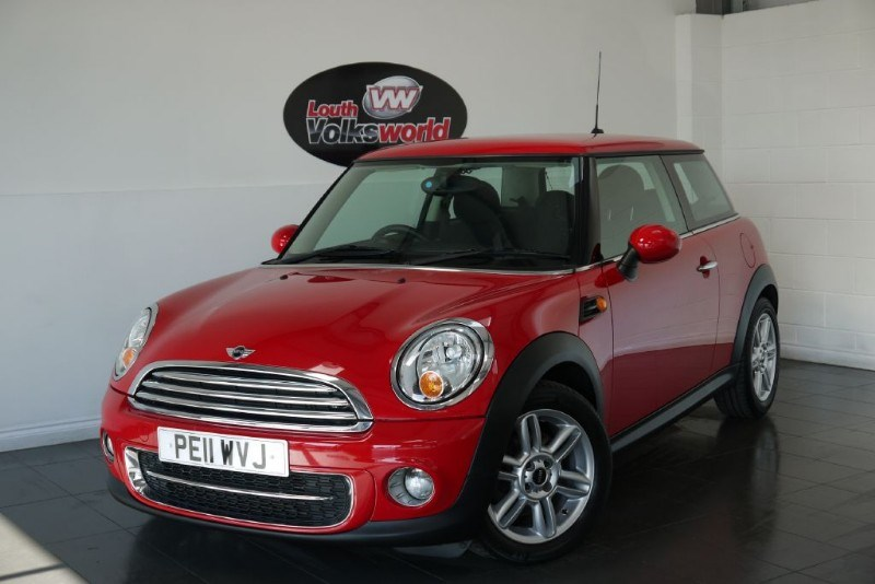 used MINI Hatch COOPER 1.6D CHILLI PACK HALF LEATHER in lincolnshire-for-sale
