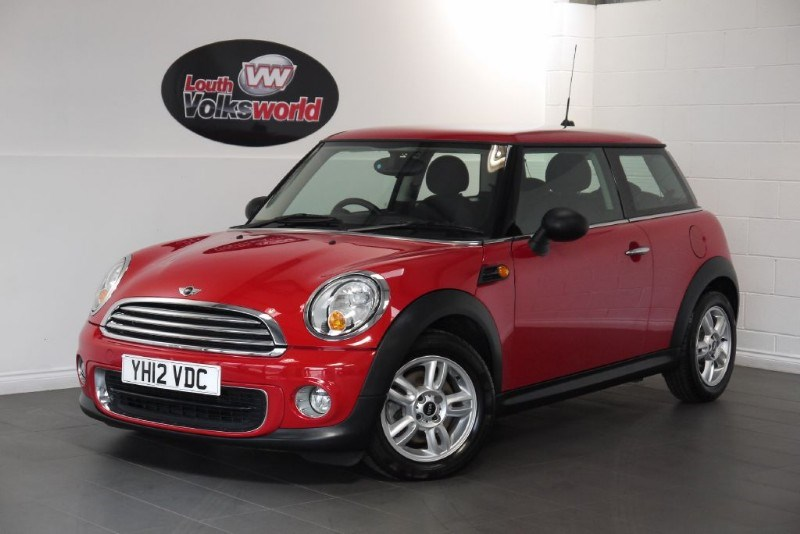 used MINI Hatch ONE 3DR PEPPER PACK in lincolnshire-for-sale