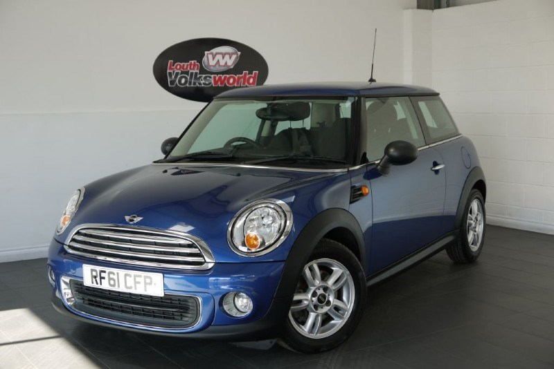used MINI Hatch ONE 3DR PEPPER PACK ONLY 12000 MILES in lincolnshire-for-sale
