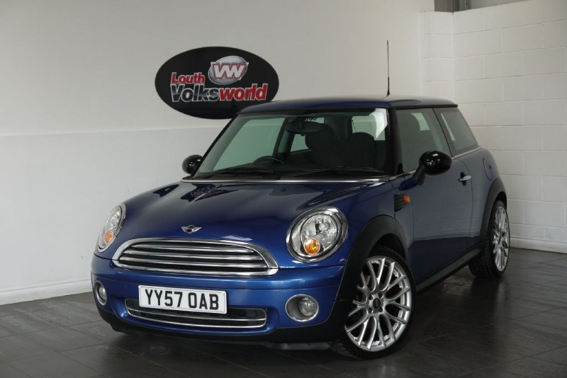 used MINI Hatch ONE 3DR PEPPER PACK COOPER S WHEELS in lincolnshire-for-sale