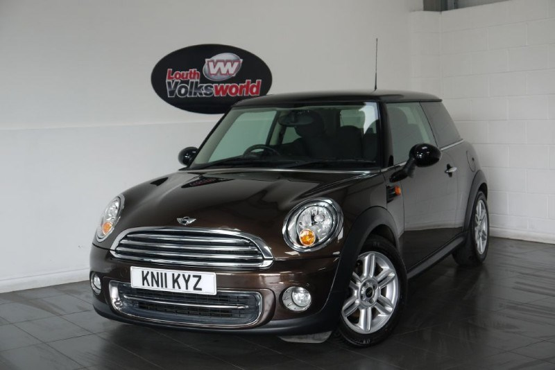 used MINI Hatch COOPER 3DR CHILLI PACK in lincolnshire-for-sale