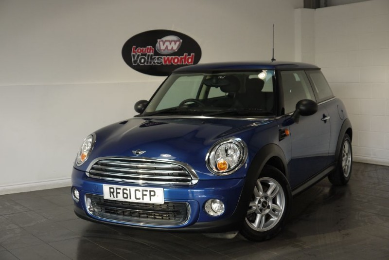 used MINI Hatch ONE 3DR AIR CON LOW MILEAGE in lincolnshire-for-sale