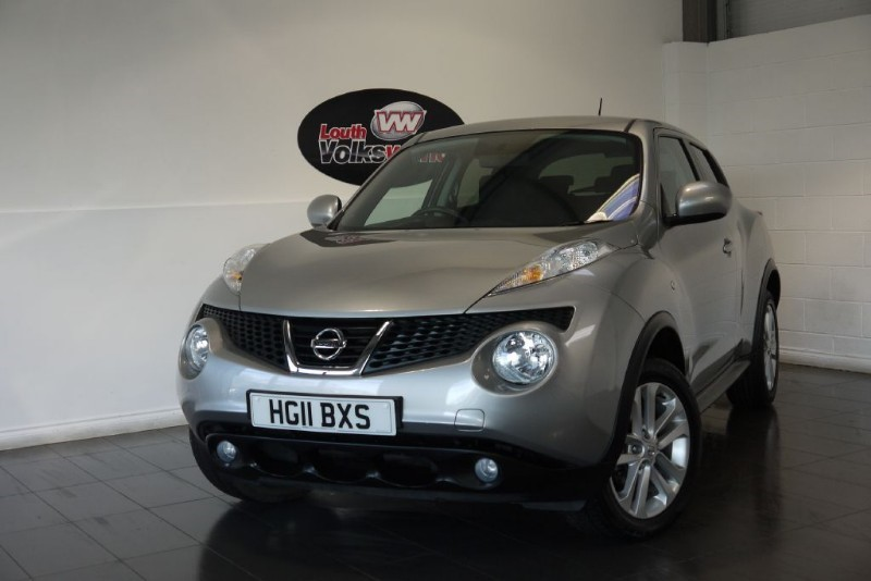 used Nissan Juke ACENTA SPORT 5DR in lincolnshire-for-sale