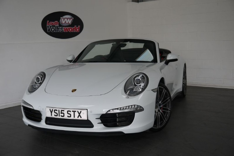 used Porsche 911 CARRERA 4S PDK  in lincolnshire-for-sale