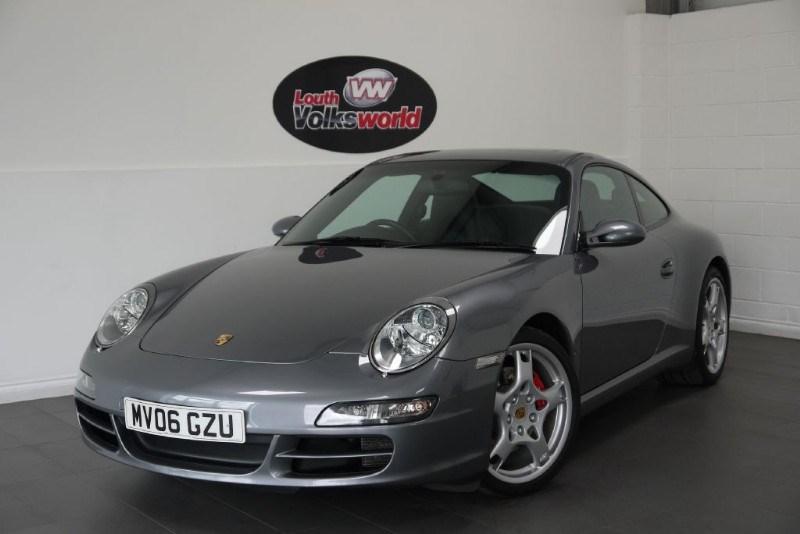 used Porsche 911 CARRERA 2 S 2DR FULL SERVICE HISTORY in lincolnshire-for-sale