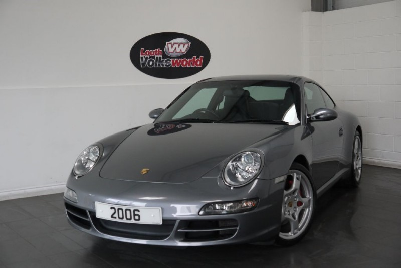 used Porsche 911 CARRERA 2 S 2DR SAT NAV FULL LEATHER INTERIOR SUNROOF in lincolnshire-for-sale