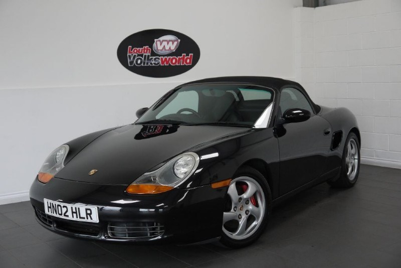 used Porsche Boxster S 2DR FULL SERVICE HISTORY in lincolnshire-for-sale