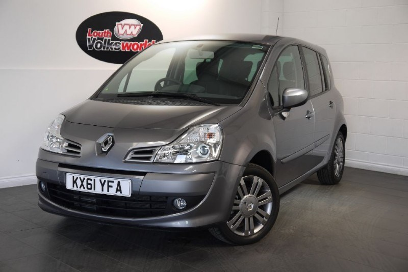 used Renault Grand Modus DYNAMIQUE 5DR HIGH SEATS ONLY 6000 MILES  in lincolnshire-for-sale