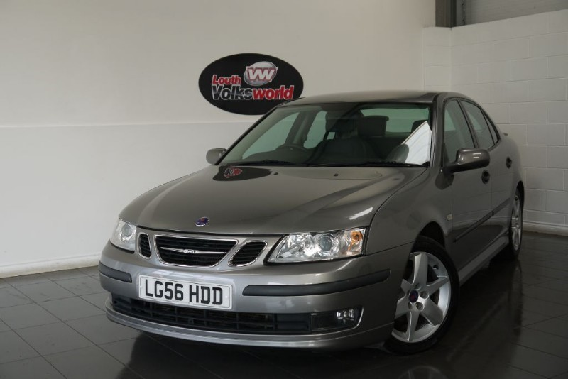 used Saab 9-3 T VECTOR SPORT 4DR FULL SERVICE HISTORY in lincolnshire-for-sale