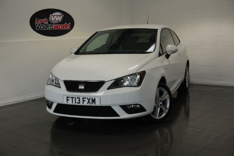 used SEAT Ibiza TOCA 3DR FULL SERVICE HISTORY in lincolnshire-for-sale