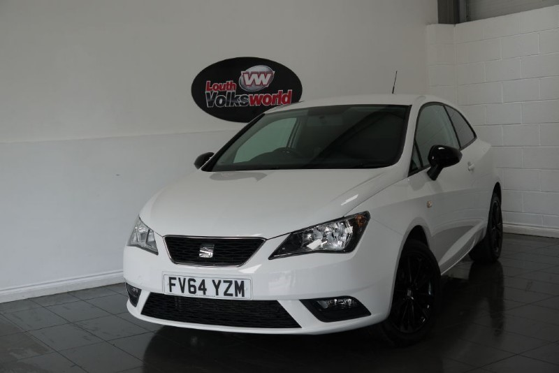 used SEAT Ibiza TOCA 3DR ONLY 8,000 MILES in lincolnshire-for-sale
