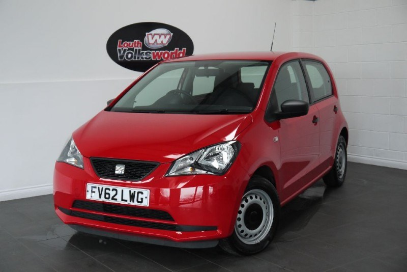 used SEAT Mii S 3DR LOW TAX LOW INSURANCE IDEAL FIRST CAR in lincolnshire-for-sale