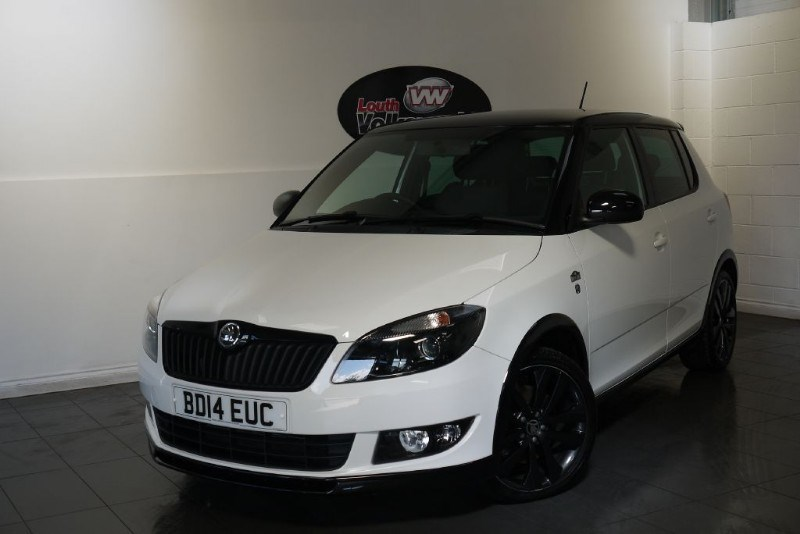 used Skoda Fabia TSI MONTE CARLO 5DR in lincolnshire-for-sale
