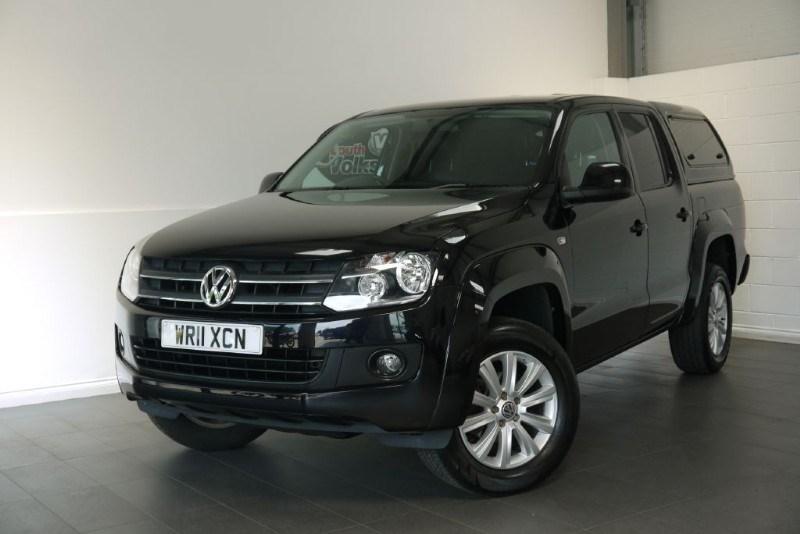 used VW Amarok DCI TRENDLINE 4MOTION 5DR FULL LEATHER INTERIOR CRUISE CONTROL  in lincolnshire-for-sale