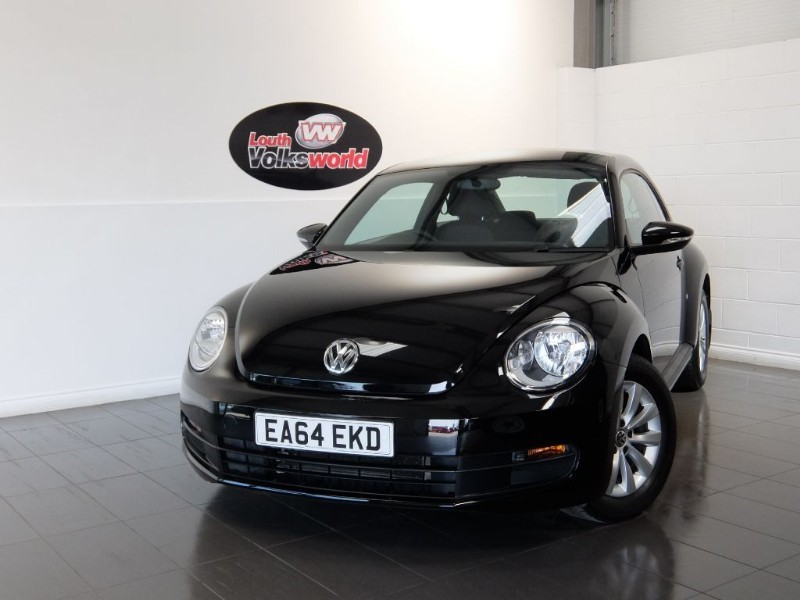 used VW Beetle TSI 3DR AIR CON in lincolnshire-for-sale
