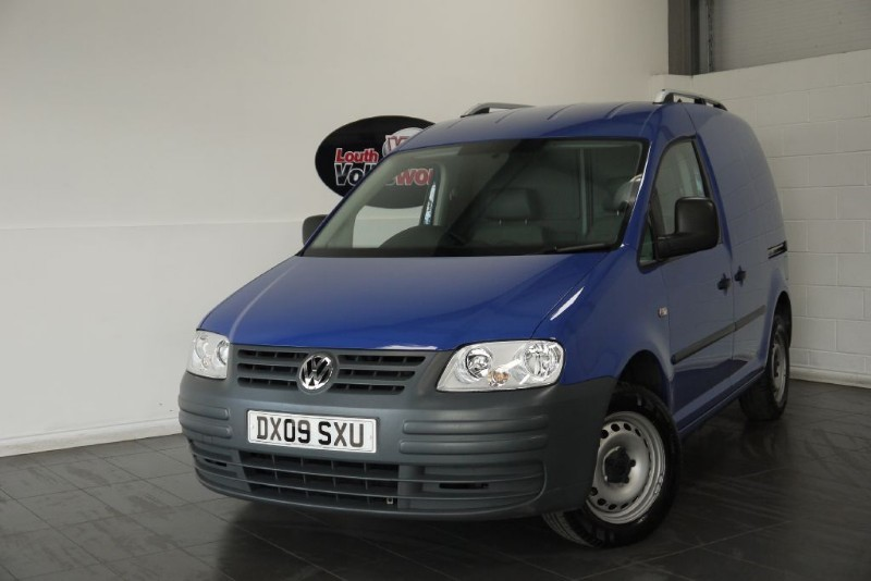 used VW Caddy SDI CADDY 3DR AIR CONDITIONING in lincolnshire-for-sale