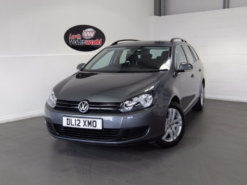 used VW Golf TSI SE 5DR ESTATE 16,000 MILES in lincolnshire-for-sale