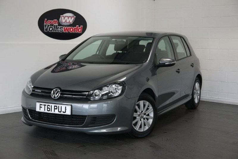 used VW Golf S TDI BLUEMOTION £0 R/F LICENCE in lincolnshire-for-sale