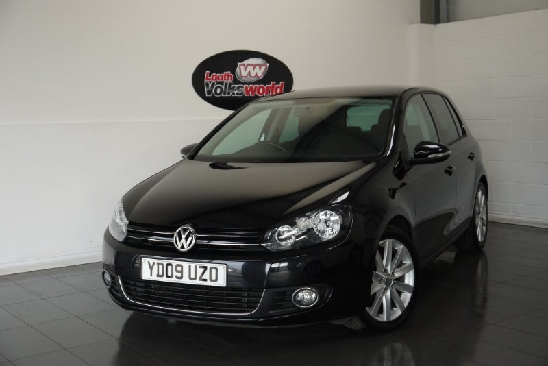 used VW Golf TDI GT 5DR FULL SERVICE HISTORY RECENT CAMBELT in lincolnshire-for-sale
